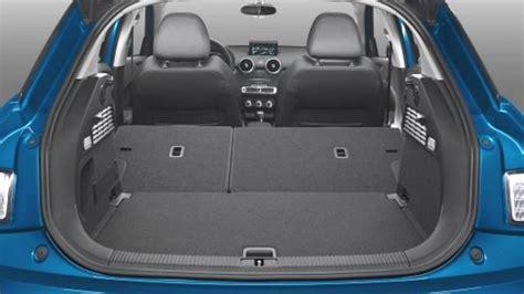 audi  sportback  abmessungen kofferraum und innenraum