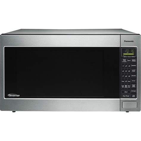 Panasonic Luxury Full-size 2.2 Cu. Ft. Inverter Microwave