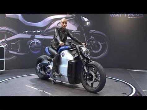la moto 233 lectrique la plus puissante d 233 voil 233 e au salon du deux roues 04 12