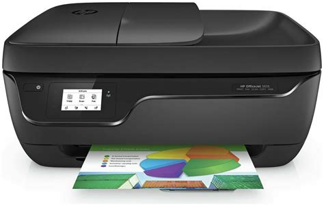 Hp officejet 3835 printer driver and software. HP OfficeJet 3835 All-in-One Wi-Fi Printer - Black ...