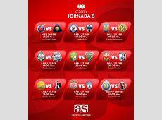 Liga MX Checa los horarios de la Jornada 8 del Clausura