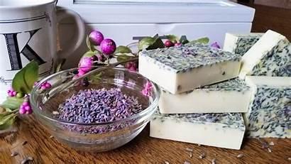 Soap Lavender Melt Pour Honey Lemon Homemade