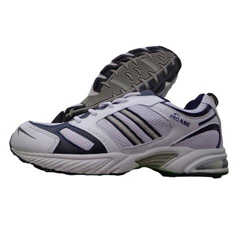 pro ase running shoes white  gray buy pro ase running