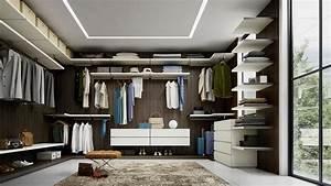 3 idee per illuminare la cabina armadio
