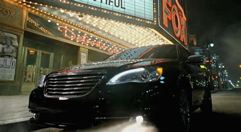 Eminem Chrysler Commercial Song by Eminem Accuses Audi To Copied The Soundtrack Of The