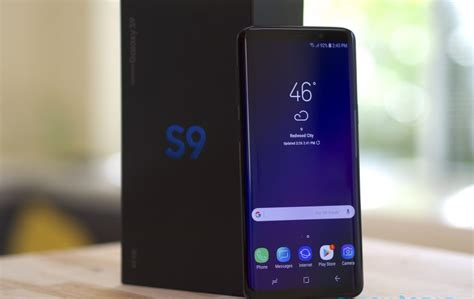 samsung galaxy s9 mobile larges pics back