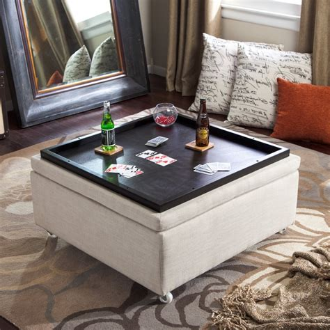 Cushion Coffee Table With Storage Furniture  Roy Home Design. Accent Chests With Drawers. Folding Tables Lowes. Counter Table. Office Desk Puzzles. Warming Drawers Comparison. Manicure Lap Desk. Round Table And Chairs. Nasdaq Omx Directors Desk