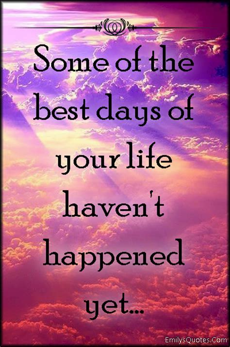 Positive Life Quotes About Future Quotesgram