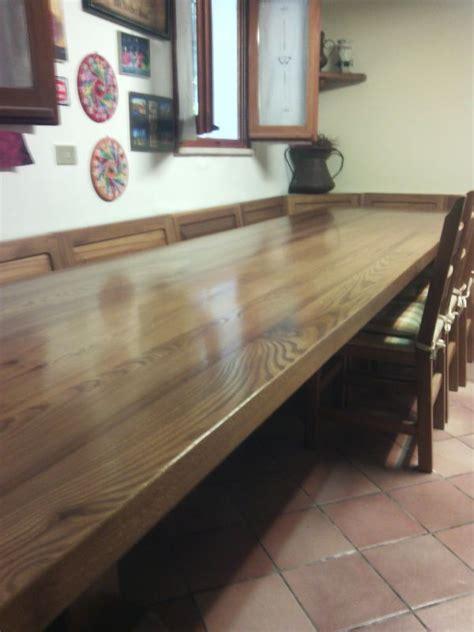 tavolo 4 metri strepitosa taverna con tavolo di 4 metri