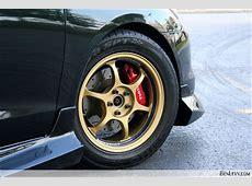 Gold Advan RG wheel BenLevycom