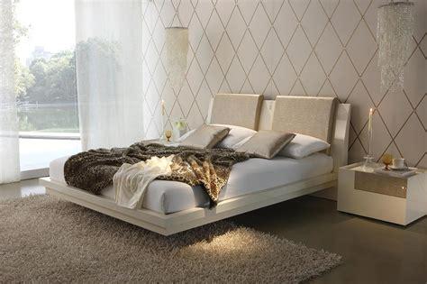 Rossetto Diamond Ivory Bedroom