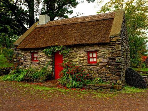Irish Stone Cottage  Charming Cottages Pinterest