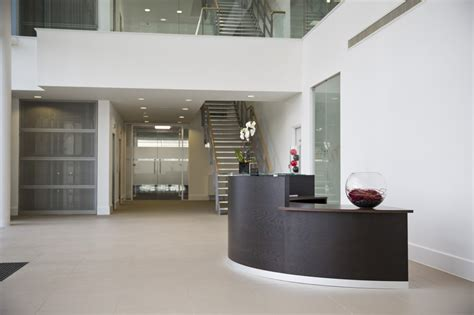 reception   entrance office options