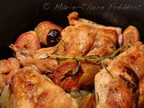 cuisiner un lapin au vin blanc quand le lapin fait la sieste sous un figuier du miel et