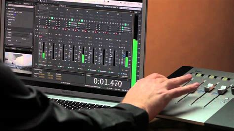 control surfaces   audio workflow  audition cs youtube