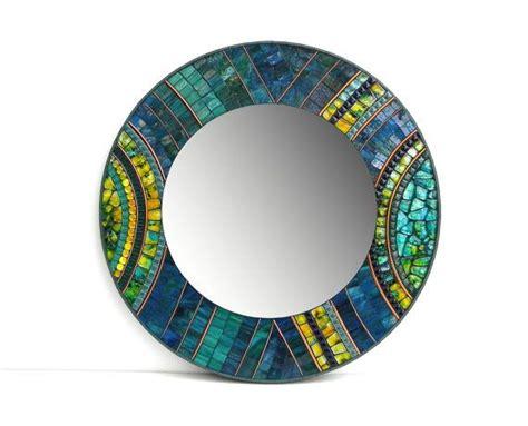 Spiegel Mosaik Wandgestaltung by Die Besten 20 Mosaikspiegel Ideen Auf Mosaik