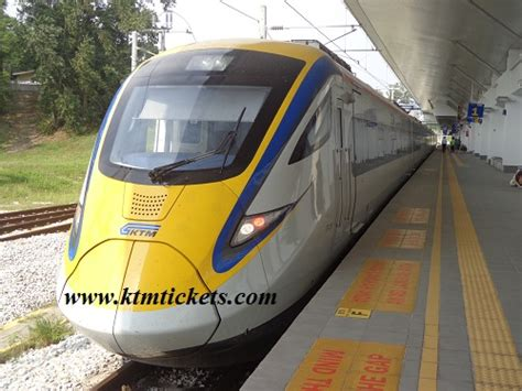 ktm train malaysia  onlinebooking