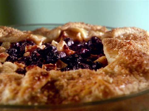 simple blueberry apple pie recipe sunny anderson food