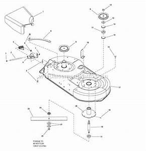 Snapper Lt23420 Parts List And Diagram