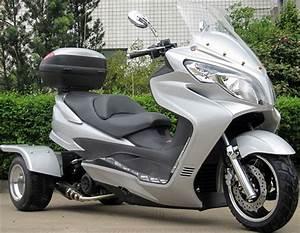 Ice Bear Cyclone 150cc Motor Trike Pst150c