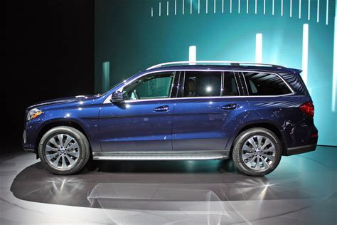 Review Mercedes Gls Class by 2017 Mercedes Gls Class Picture 656632 Car Review
