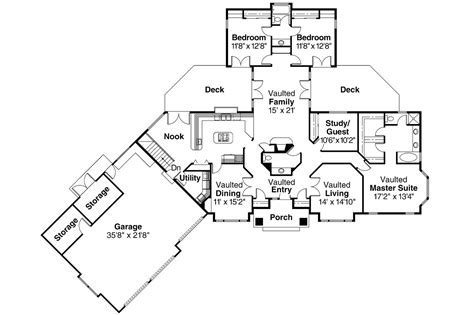 Home plans for odd shaped lots   House design plans