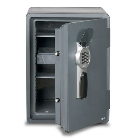 fireproof waterproof safe box small fireproof safe with combination lock barska compact