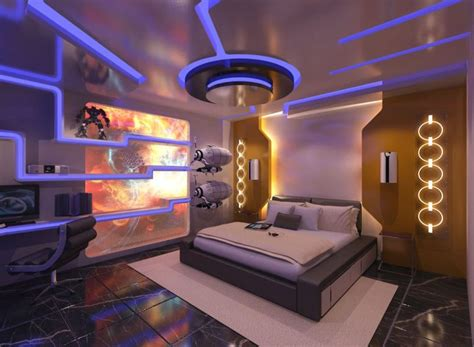 futuristic bedrooms   blow  mind