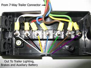 How To Rewire An Old Cattle Trailer