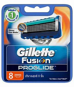 Gillette Flexball Fusion Proglide Blades 8 Cartridges  Buy