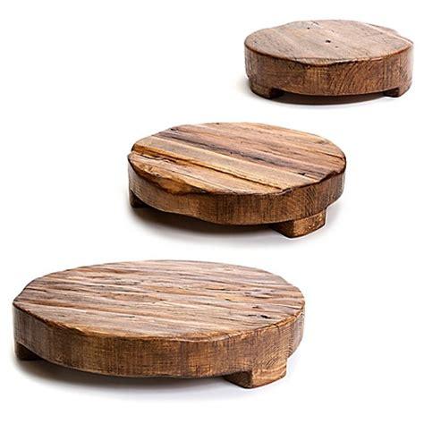 etuhome  reclaimed wood trivet bed bath