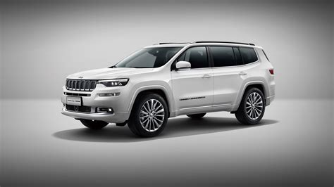 jeep grand commander summit  wallpaper hd car