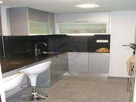 ampliacion de cocina  puerta corredera de cristal