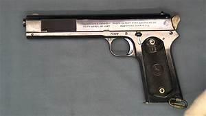Colt U0026 39 S 1902 Military Model  38 Acp