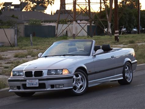 46k-mile 1999 Bmw M3 Convertible 5-speed For Sale On Bat