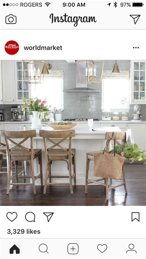 Pin by Sharon Holmes on House Reno ideas Kitchen dining