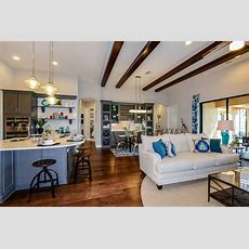 Great Room In Key Largo Model By Homes By Westbay