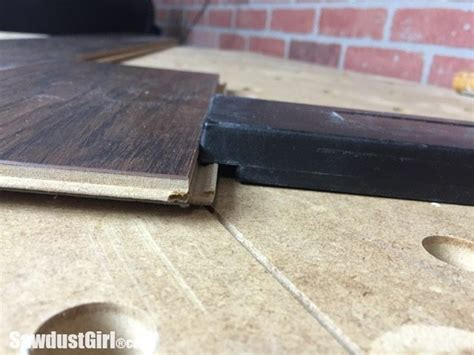 tapping block for laminate flooring pergo laminate flooring installation sawdust girl 174