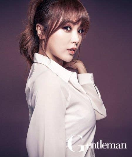 韩国女艺人洪真英性感造型拍时尚写真(图)_女性头条_大众网