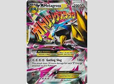 M MetagrossEX XY Promo 35 Bulbapedia, the community