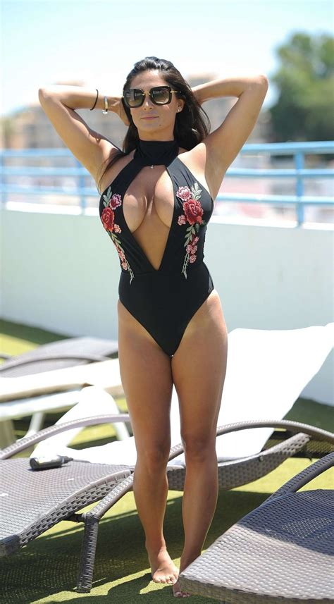 Casey Batchelor in Swimsuit in Cyprus | Indian Girls Villa ...