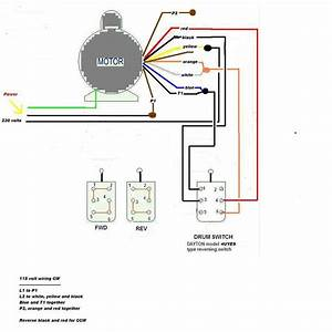 Leroy Somer Motor Wiring Diagram Single Phase