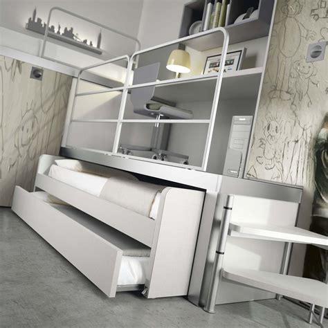 chambre ado avec lit mezzanine chambre ado avec mezzanine amenagement sur mesure des