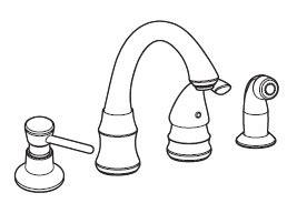low pressure kitchen faucet moen kitchen faucet low flow repair will travel