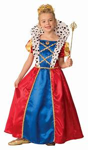 Childu0026#39;s Royal Queen Costume - Candy Apple Costumes - New 2016-2017 Costumes
