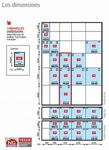 Dimension Des Velux : nouveau tarif velux au 01 04 2017 installation velux le ~ Premium-room.com Idées de Décoration