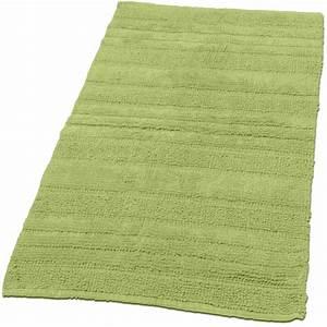 Badvorleger Set Grün : badezimmerteppich aus baumwolle einfarbig in gr n alle teppiche ~ Markanthonyermac.com Haus und Dekorationen