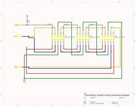 Tesla Wiring Diagram Free