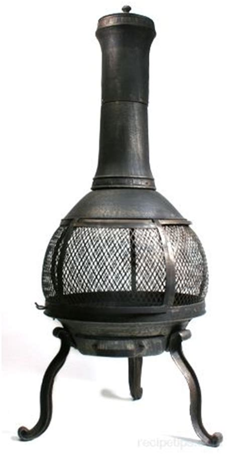 Chiminea Definition chiminea definition and cooking information recipetips