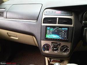 Dual DIN on Linea and Punto possible? - Team-BHP